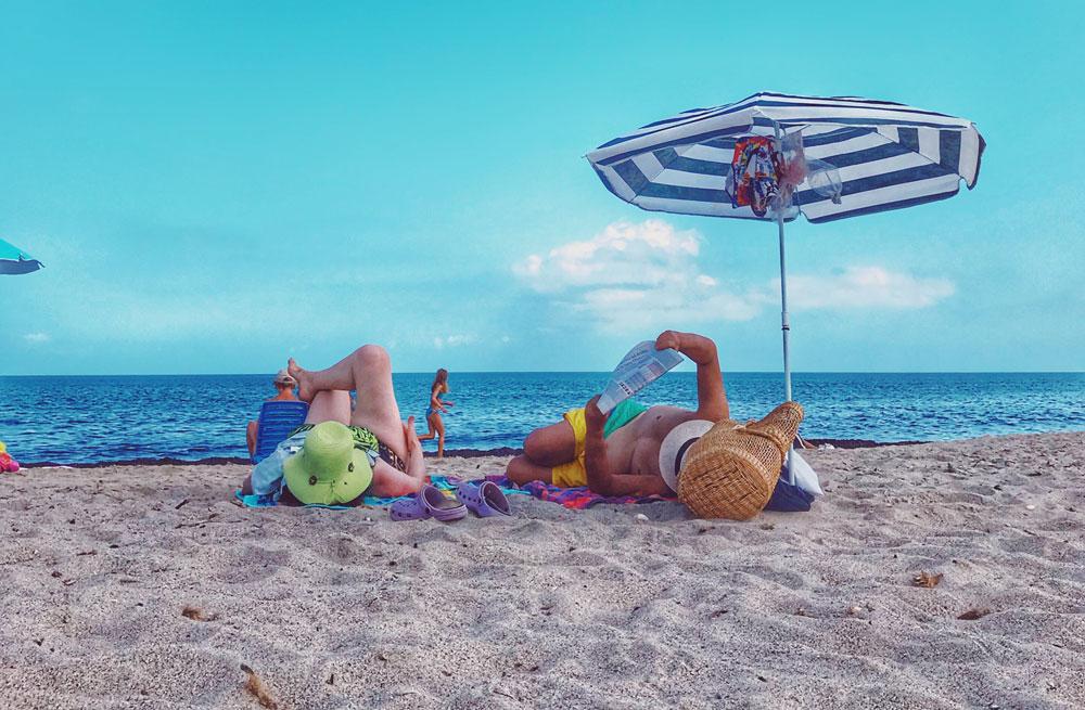 Nieuws / strand